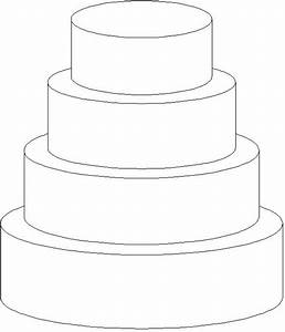 Images Of Cake Sketch Template