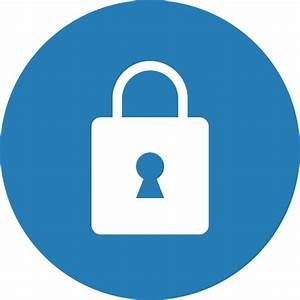 green, Lock, secure, security, Safe, Circle, privacy icon