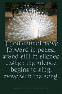 Move Silence with Quotes