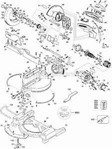 Dewalt Dw705 Parts List And Diagram
