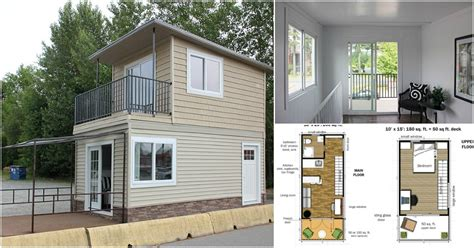 modular tiny house   delivered   fully