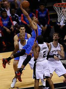 Russell Westbrook throws down an emphatic dunk in Game 5 ...