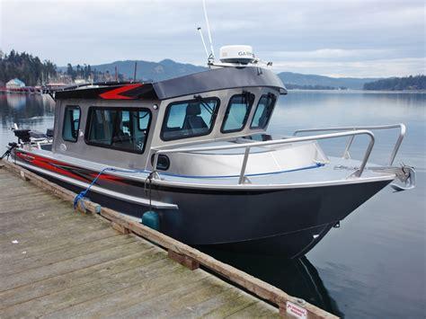 Cabin Cuddy Boats by 31 Cuddy Cabin Aluminum Boat By Silver Streak Boats