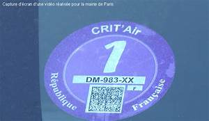 Ou Trouver La Vignette Crit Air : paris la vignette crit air obligatoire ~ Medecine-chirurgie-esthetiques.com Avis de Voitures