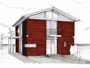 2 Geschossiges Haus : breisgauhaus so bauen wir im s den holzh user linie a 2 geschossig ~ Frokenaadalensverden.com Haus und Dekorationen