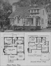 Surprisingly Vintage House Plans by 1923 Cottage Bungalow Flickr Photo