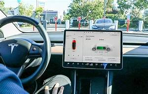 Behind the wheel of a Tesla Model 3 | The Daily Gazette