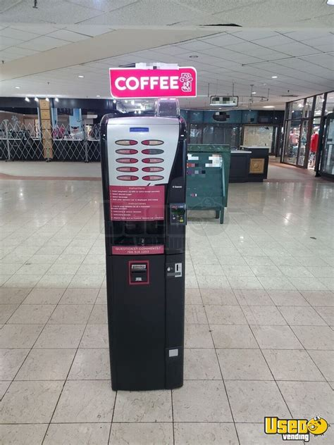 Vending services, office coffee service, new and used vending machines for sale, ppe and custom. Used 2008 Saeco SG200   Commercial Coffee Vending Machine ...