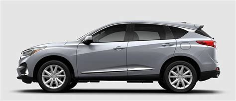 Sterling Acura by Exterior And Interior 2019 Acura Rdx Colors Sterling