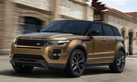 Ad 2014 Range Rover Evoque Is Now Out! Get Up Close And