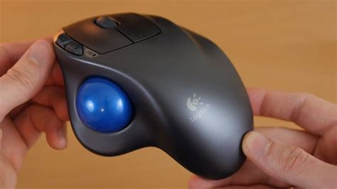 ergonomic mouse logitech  review  tech methods