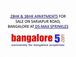 2BHK & 3BHK APARTMENTS FOR SALE ON SARJAPUR ROAD ...