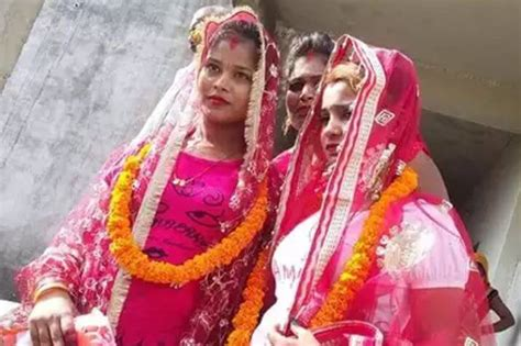 Lesbian Cousins Got Married In Varanasi India Might Have To Legalise Same Sex Marriage Sooner