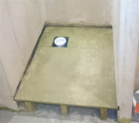 prime  plastic shower tray diynot forums