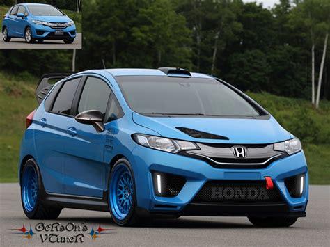 Tuning Virtual Honda New Fit Fullpower