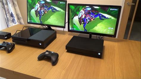 Does The Xbox One X Look Better On A 1080p Tv Compared To