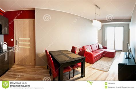 modern compact apartment royalty  stock images image