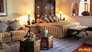Indian Style Decorating Theme, Indian Style Room Design