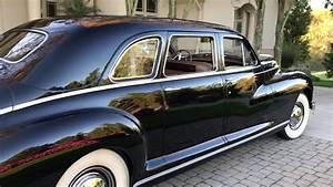 1946 Packard Clipper Limousine