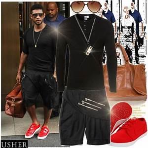 Usher Fashion | USHER STYLE | UPSCALE B BOY | Pinterest ...