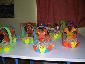 Bricolage De Paques : paques maternelle bricolage lin liomptable ~ Melissatoandfro.com Idées de Décoration