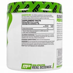 Muscle Pharm Creatine Unflavored 300 Grams