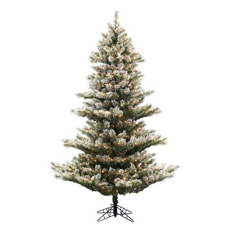 vickerman 373927 7 5 x 48 quot flocked fairbanks pine 700