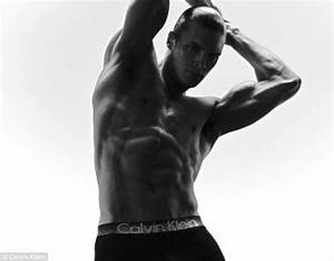 Calvin Klein39s Super Bowl Hunk Matthew Terry Reveals The