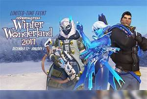 Overwatch Winter Wonderland Update NOW LIVE New Skins