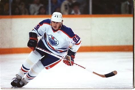 The Trade 25 Years Since Gretzky Left The Edmonton Oilers