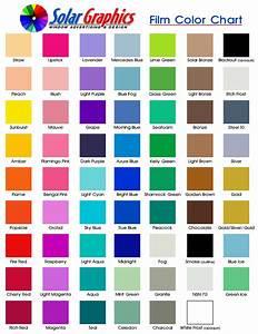 BeadBag: Colour Charts