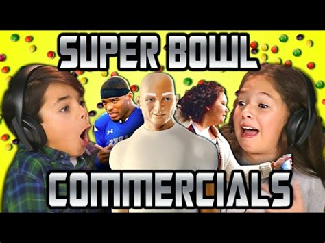 Superbowl Commercials 2017 by React To Bowl Commercials 2017