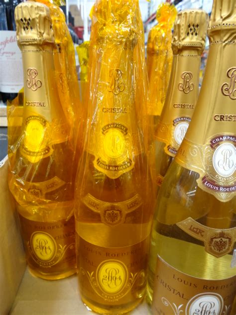 cristal champagne  perrier jouet