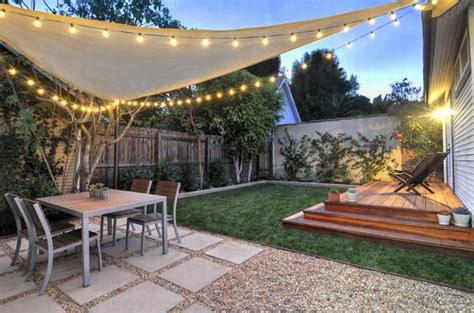 triangle sun shade ideas  pinterest patio
