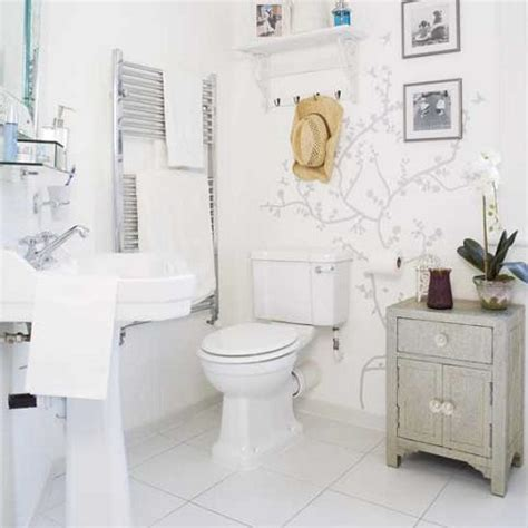 small white bathroom decorating ideas large bathroom cherry blossom wall sticker home interior