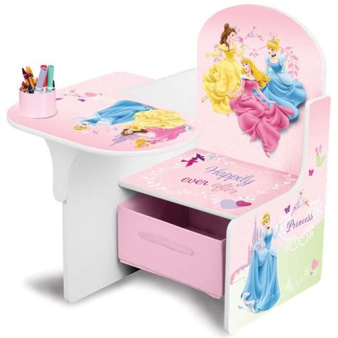 bureau princesse disney delta children disney princesses pupitre enfant