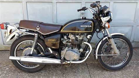 Honda Parts by 75 Cb500t For Parts Or Restore