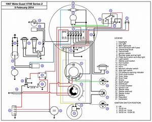 Wiring Schematic For Moto Guzzi