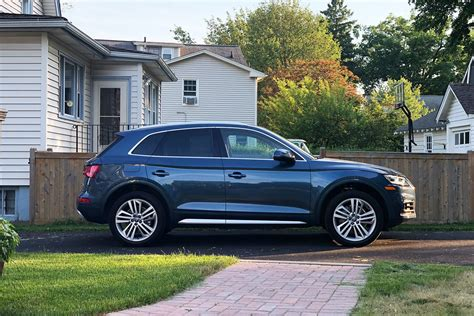 audi q5 2018 preis 2018 audi q5 2 0t prestige review tech and brawn if mostly inside the drive