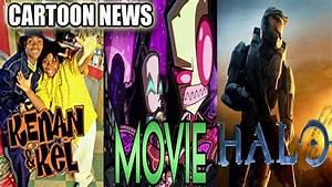 Cartoon News | Invader Zim Movie Update, Halo TV Series ...