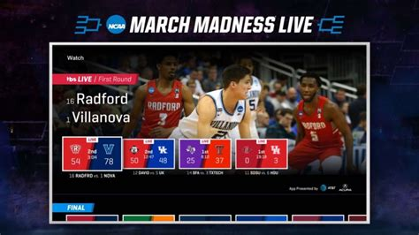These are the Streaming Services Compatible with the NCAA ...