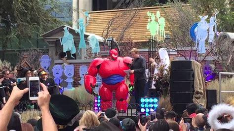 baymax halloween costume youtube