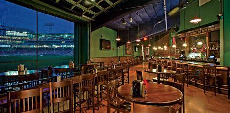 Bleacher Bar at Fenway Park - Boston Entertainment Fit-out ...