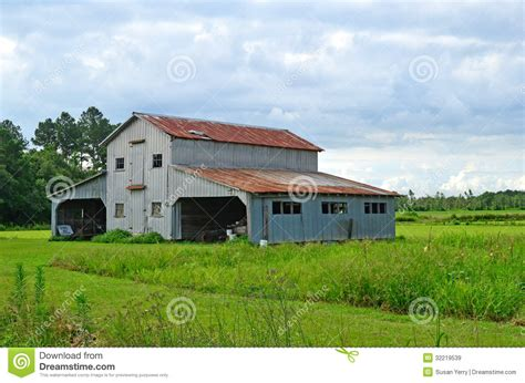 Garage Farm by Rustic Barn Shed Garage On Farm Stock Image Image Of