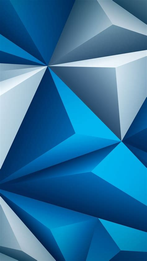 Wallpaper Abstract, Triangle, 3d, 4k, Abstract #17581