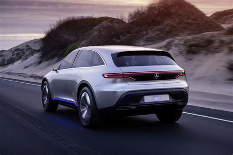 image mercedes benz eq electric car concept photo axel