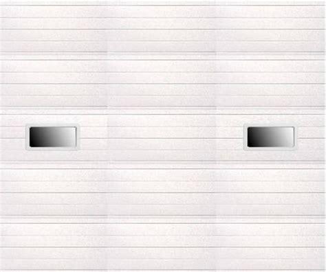 garage door opener for 12 foot door ideal door 174 12 ft x 10 ft 5 white ribbed 2 lite insul torsion garage door at menards 174
