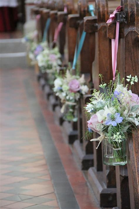 691 best images about church pew aisle ideas pinterest church wedding decorations