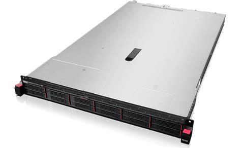 thinkserver rd550 rack server lenovo us