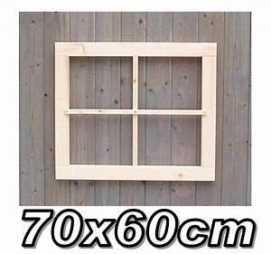 Fenster Für Gartenhaus : gartenhausfenster 70x60cm 4 sprossenfelder jp holzdesign ~ Whattoseeinmadrid.com Haus und Dekorationen
